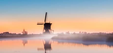 Vergeet Kinderdijk, de Broekmolen in Streefkerk is de nieuwe hotspot voor fotografen