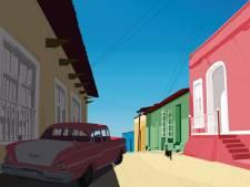 Droomreis werd voor even een Cubaanse thriller