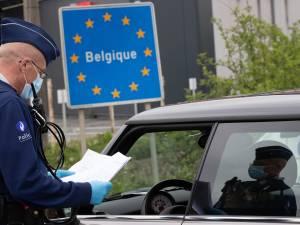 Confusion à la frontière: la Belgique autorise les sorties, la France les interdit