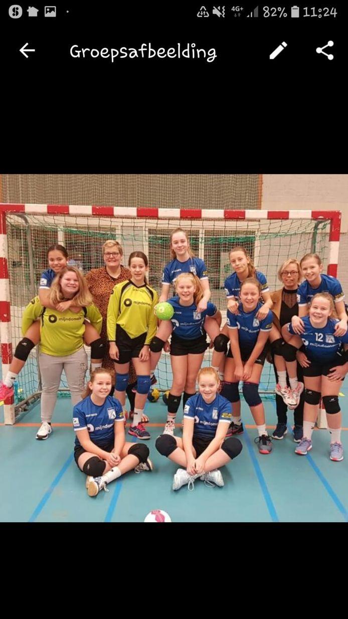 Ongekroonde Kampioenen: Bornerbroek/Zenderen D1