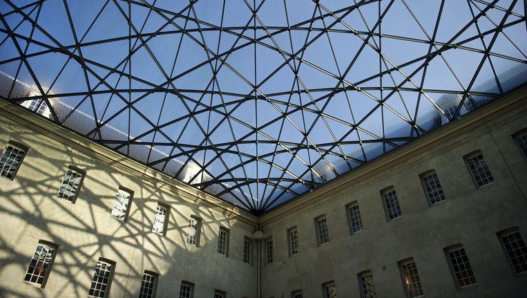 Het Scheepvaartmuseum is één van de genomineerden. Het museum werd in augustus heropend na een renovatie van vier jaar. © ANP Beeld