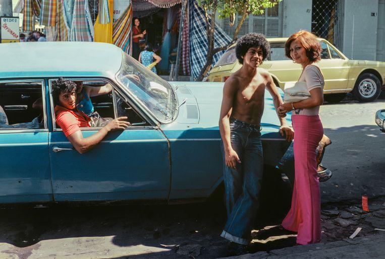 Brazilië, 1977. Beeld Ed van der Elsken / Nederlands Fotomuseum