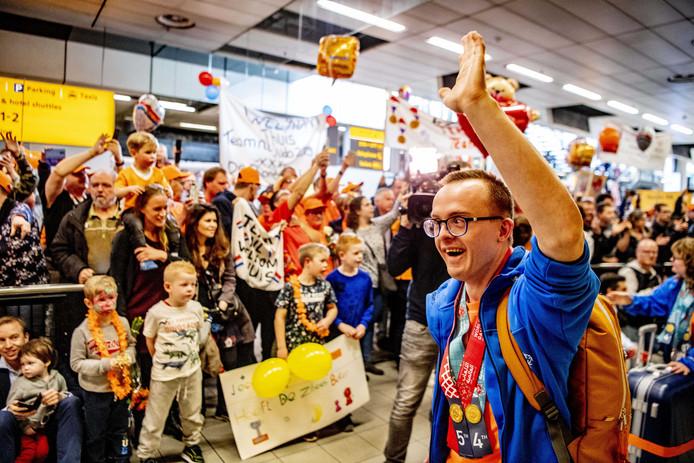 Nederlandse deelnemers aan de Special Olympics World Games