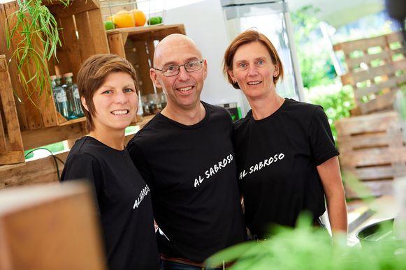 Organisator Jan Caers opent vanaf donderdag 16 juli zijn pop-uprestaurant Al Sabroso.