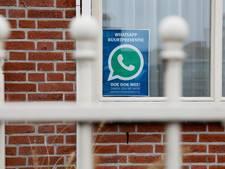 Whatsapp-groepen buurtpreventie Best krijgen regie van bovenaf