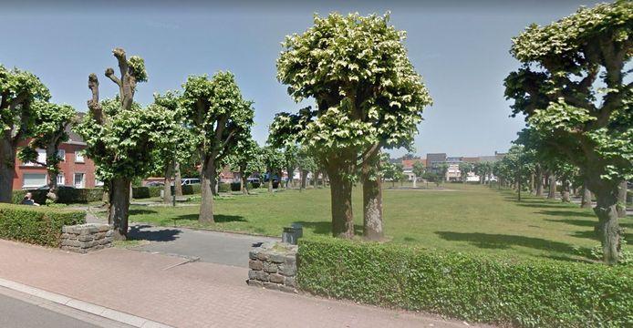 Het Hulstplein in Tielt krijgt een facelift van 100.000 euro.