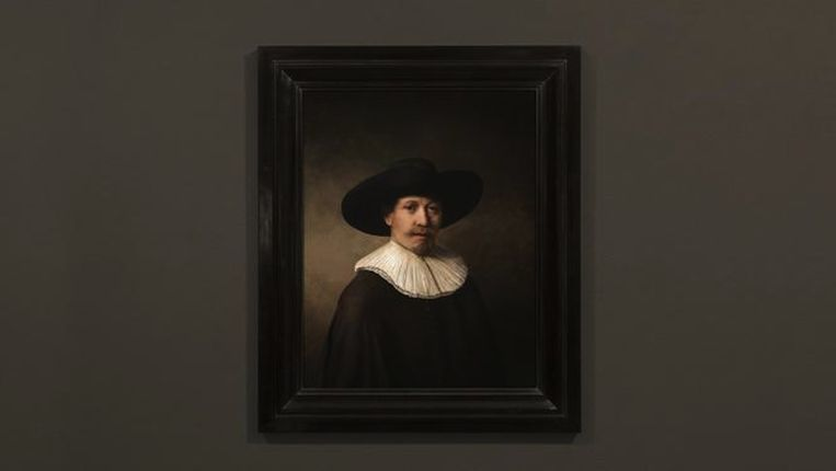 The Next Rembrandt Beeld J. Walther Thompson