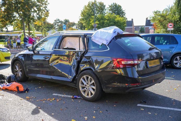 Motorrijder zwaargewond na ongeval in Oosterhout