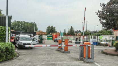 Recyclagepark Ieper blijft iets langer open