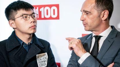 China roept Duitse ambassadeur op matje na ontmoeting tussen activist uit Hongkong en Duitse minister