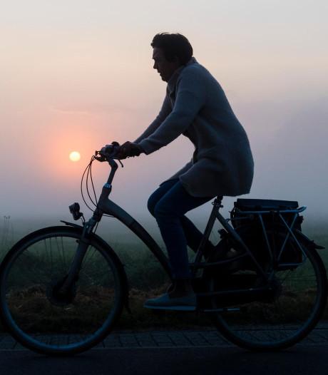 Fietspad van de toekomst tussen Utrecht en Wageningen ligt te wachten op uitvoering