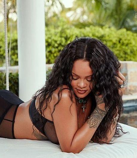 Rihanna dévoile ses pièces favorites de sa ligne de lingerie