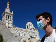 Le port du masque imposé à Marseille dans un périmètre festif et touristique