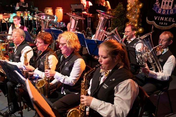 Met een concert in dorpshuis 't Zijl trapte ODIO zijn jubileumjaar af.