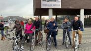 Bestuur fietst met meerjarenplannen door de gemeente
