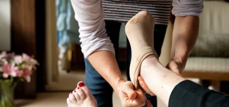 Sutfene stopt met de verpleegkundige thuiszorg,  400 ouderen moeten overstappen