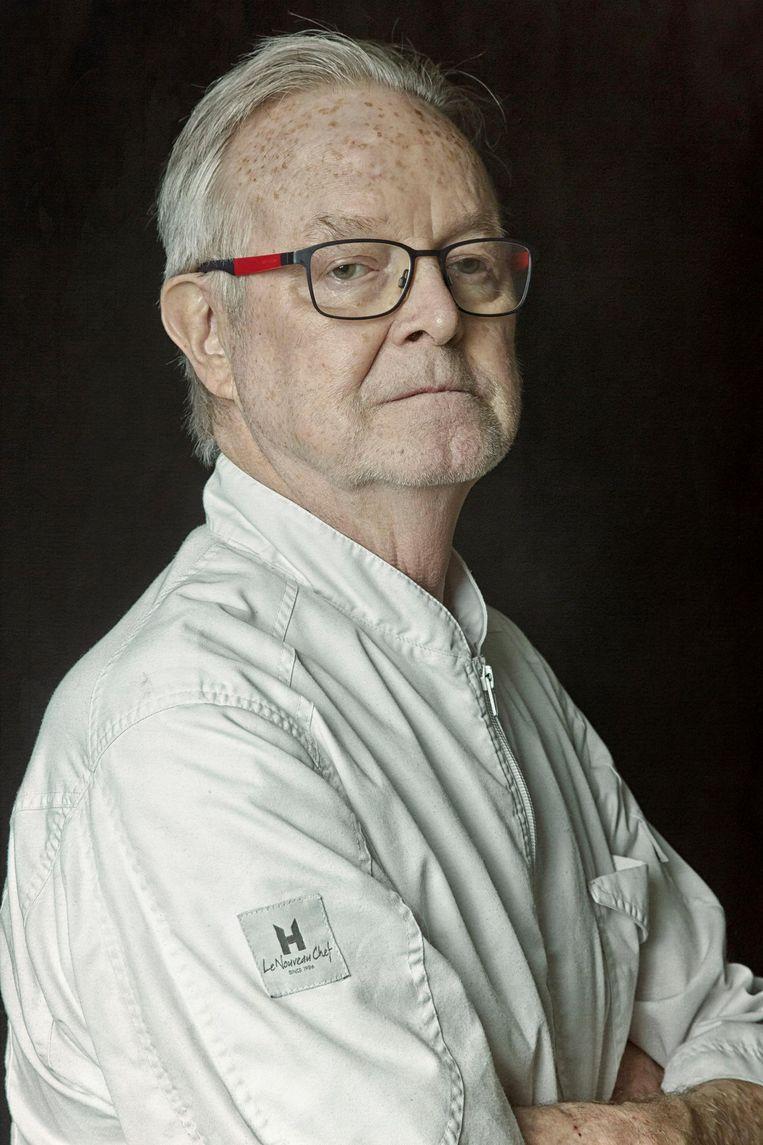 'Ik ga naar een restaurant om lekker te eten en drinken, zo simpel is het' Beeld Jan van Breda