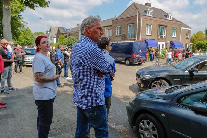 Een Pegida flyer actie liep zaterdag volledig uit de hand in Eindhoven.