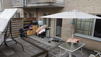 Vijf jaar cel voor familie die Flor (64) uitbuit en op terras laat slapen