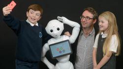 Robot Fabio na een week al ontslagen in supermarkt: klanten ontweken hem