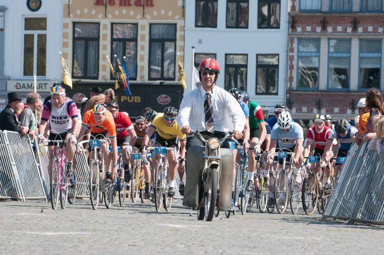 De Retro Ronde: een uniek wielergebeuren dit weekend in Oudenaarde.