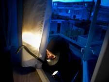 Agenten ontdekken woninginbraak tijdens surveillance
