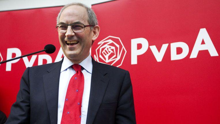 Job Cohen maakte vrijdag bekend de nieuwe lijsttrekker van de PvdA te willen worden en open te staan voor het premierschap. Foto ANP Beeld