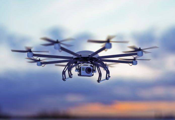 Een drone ter illustratie.