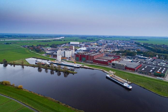 Onder andere de tapijtindustrie in Noordwest-Overijssel profiteert van de rijksbijdrage aan de Regio Zwolle.
