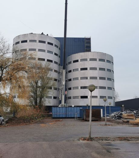 Belegger koopt monumentaal Fläkt-gebouw industrieterrein Isselt maar heeft nog geen concreet plan