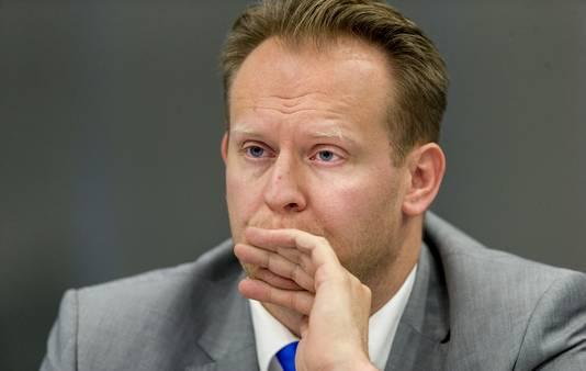 CDA-Kamerlid Pieter Heerma