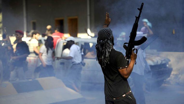 Libische rebellen Beeld anp