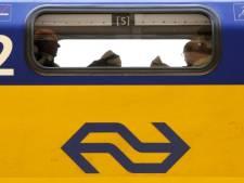 Meer treinreizigers van en naar de stations in De Vallei