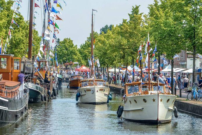 Meppel aan Zee  koppelt zich los van het Grachtenfestival in Meppel.