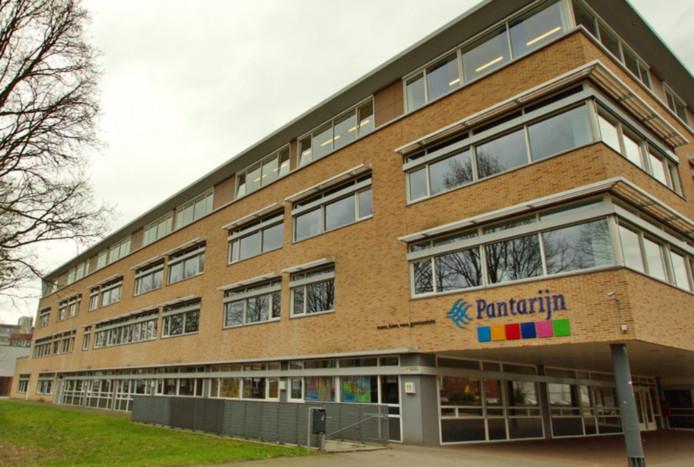 Het mhv-gebouw van Pantarijn aan de Hollandseweg in Wageningen.