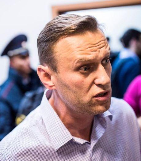 Vergiftigde oppositieleider Navalny keert zondag terug naar Rusland