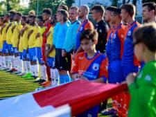 Goirlese Voab maakt van wedstrijd tegen Salomonseilanden een voetbalfeest