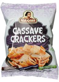 De betreffende zak cassave.