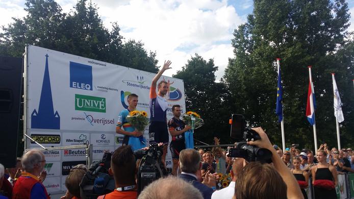 Gary Hekman wint het EK 2016