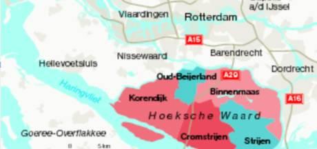 Herindeling Hoeksche Waard wordt vermoedelijk op 10 juli definitief