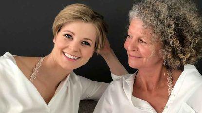 """Q-dj Felice Dekens looft de ongewone opvoedingsmethode van mama Kristien: """"ze duwde me uit mijn comfortzone"""""""