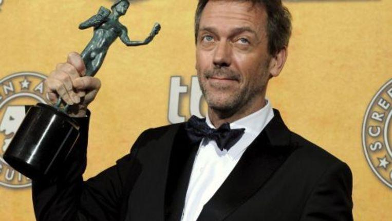 Hugh Laurie. EPA Beeld