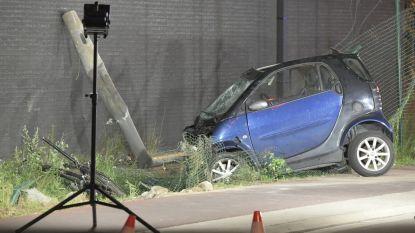 Fietser (49) en automobilist (60) overleden bij zware klap aan Antwerpse luchthaven