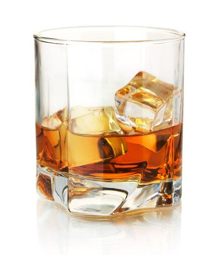 Whisky rijpt, onderzoek ook: whiskydief in gevangenis achterhaald