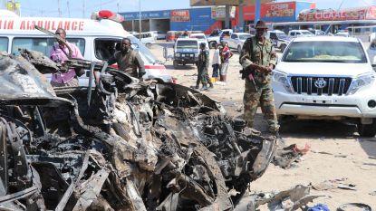 Nu al bijna 100 doden geteld na explosie bomauto in Somalische hoofdstad Mogadishu