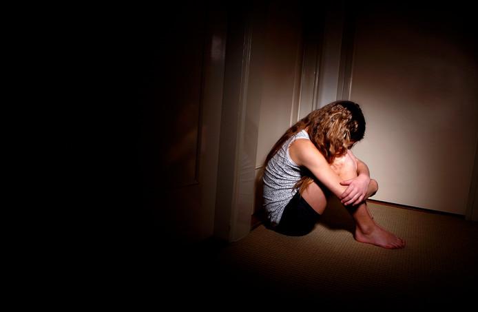 Een slachtoffer van geweld in de jeugdzorg