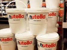Nutella in potten van 3 kilo? Deze supermarkt heeft ze (en fans komen van ver)