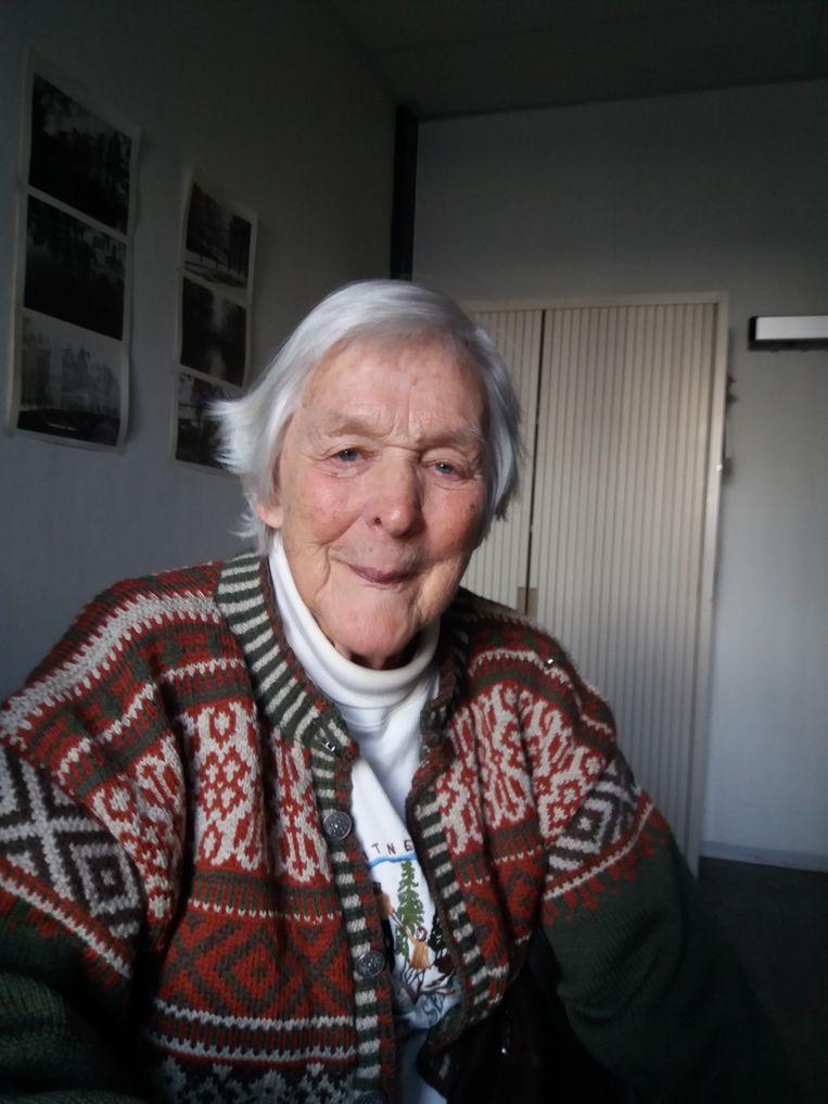 Cornelia Middelkoop: In al die jaren dat ik de krant lees is hij wat liberaler geworden. Beeld TRBEELD