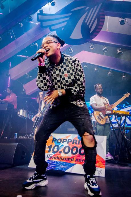 Popprijs 2018 naar rapper Ronnie Flex: 'Tekstueel op eenzame hoogte'