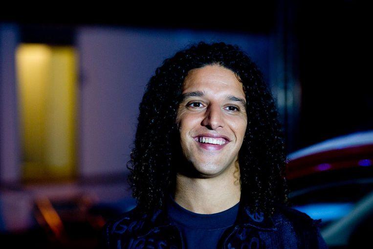 Ali B is terug met zijn succesprogramma Ali B op volle toeren waarin hij Nederlandse zangers koppelt aan rappers. Beeld anp